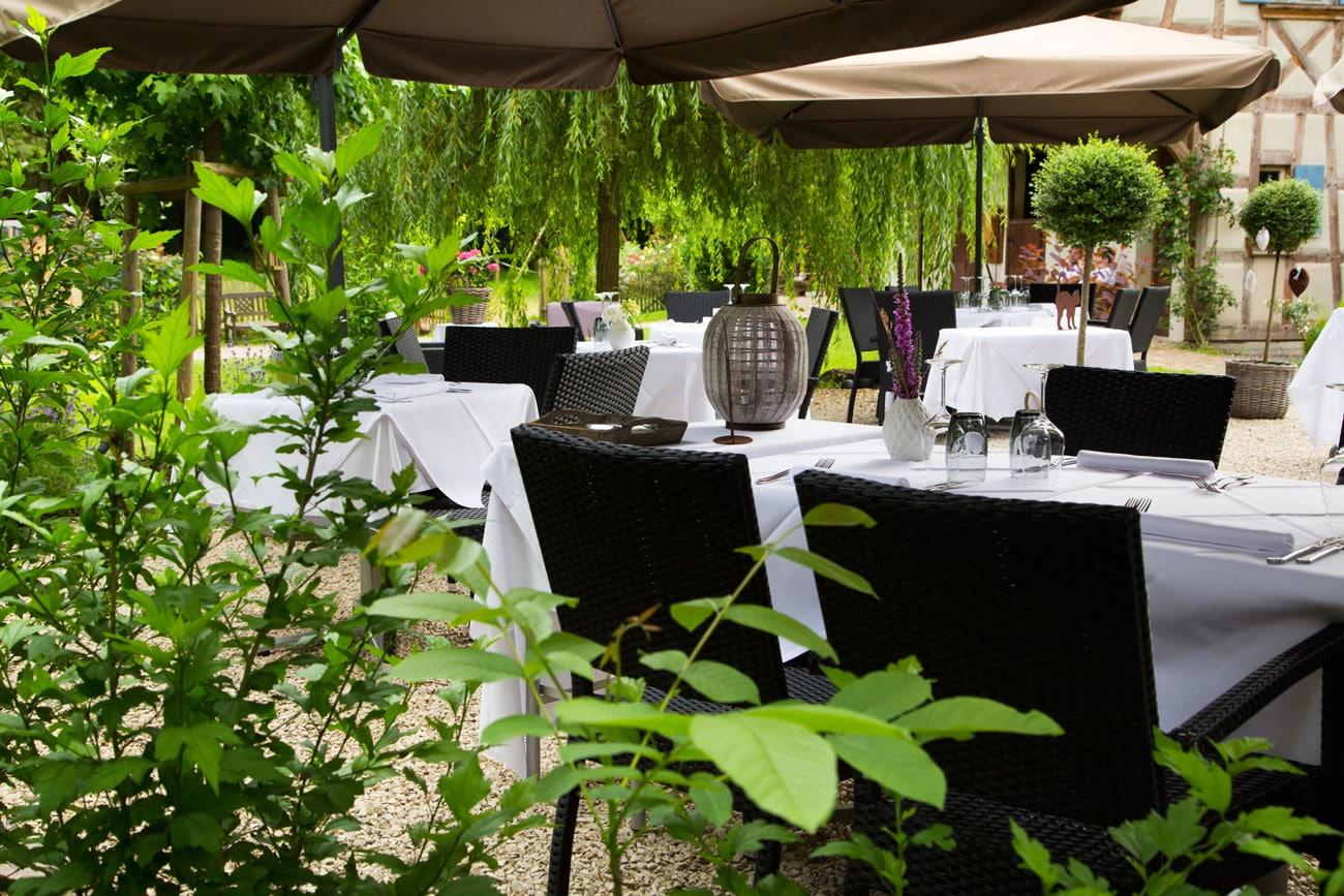 Photos restaurant karine faby photographies - Restaurant terrasse jardin grenoble mulhouse ...