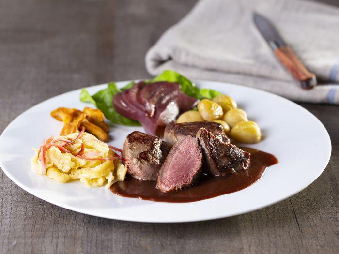 Etoiles d'Alsace photo culinaire
