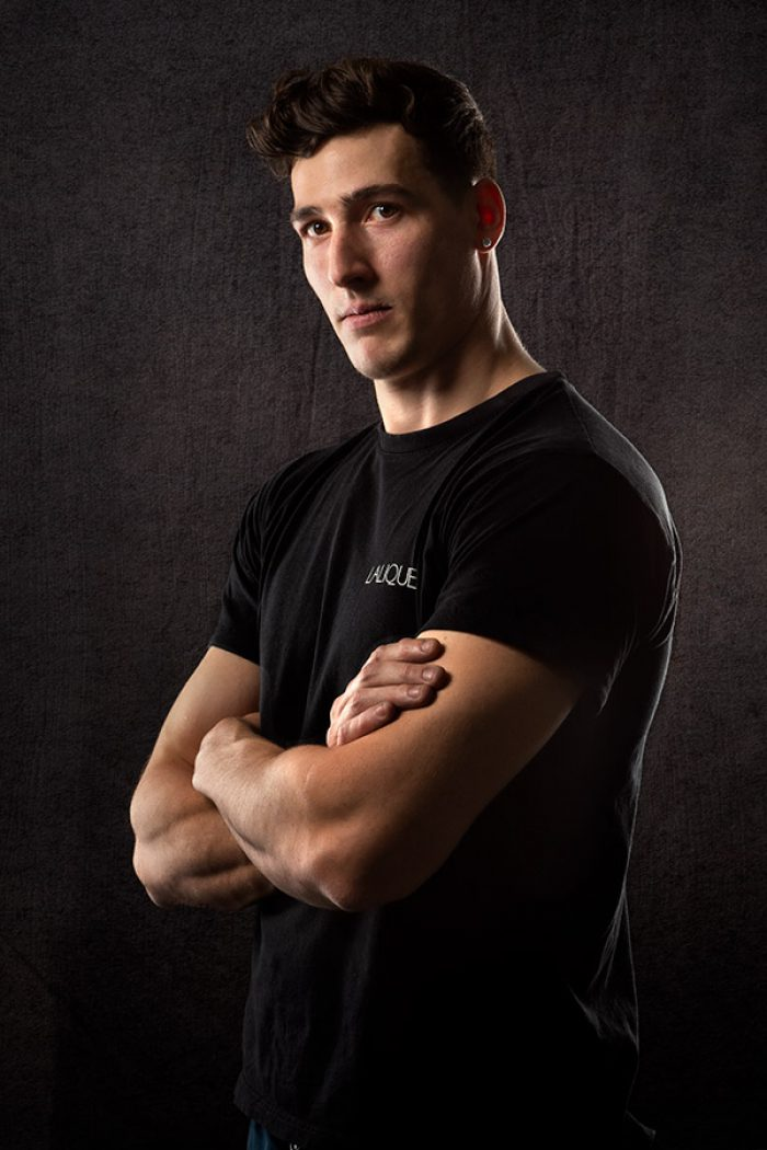 Portrait de Mickael